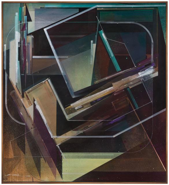 Augustine Kofie, 'Twilight's Last Gleaming', 2019, StolenSpace Gallery