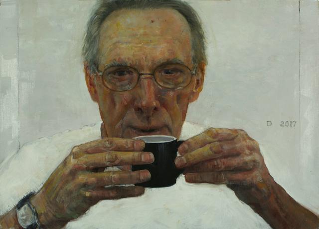 , 'Black Coffee,' 2017, Cerulean Arts