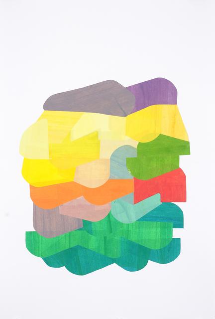 , 'Compression,' 2018, Spotte Art