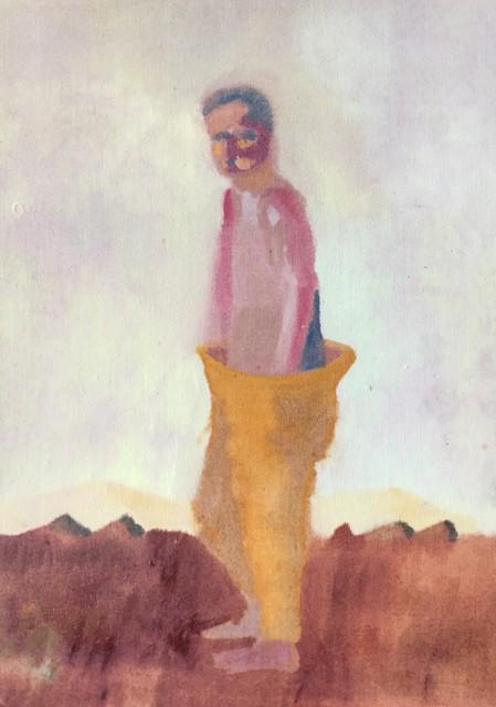 , 'In a Field,' 2018, John Martin Gallery