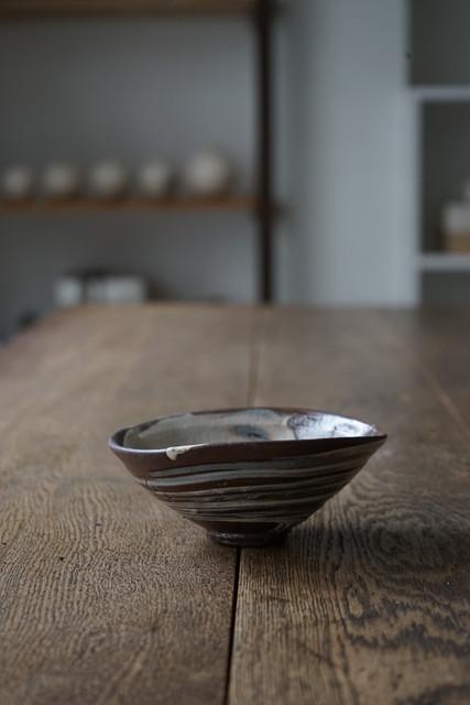 , 'Tea Bowl (Hakeme-Style),' , Kami ya Co., Ltd.