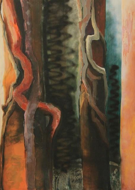 Jessica Pigott, 'Twisting', 2018, Castlegate House Gallery