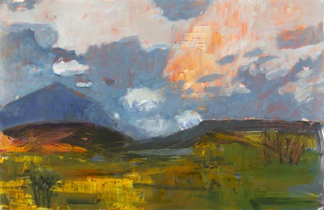, 'Cloud Gap,' 2018, Valley House Gallery & Sculpture Garden