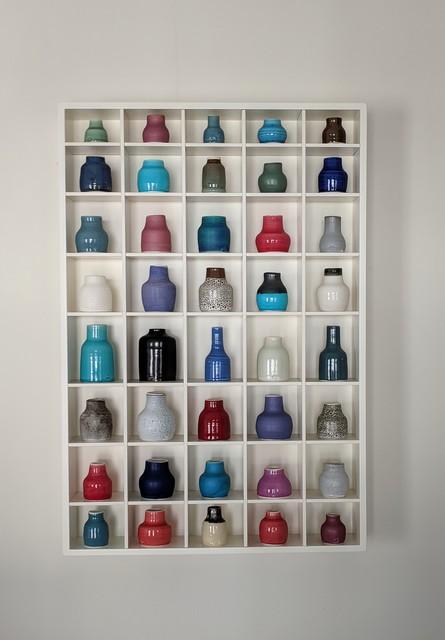 , 'Periodic pots,' 2018, Sladmore Contemporary
