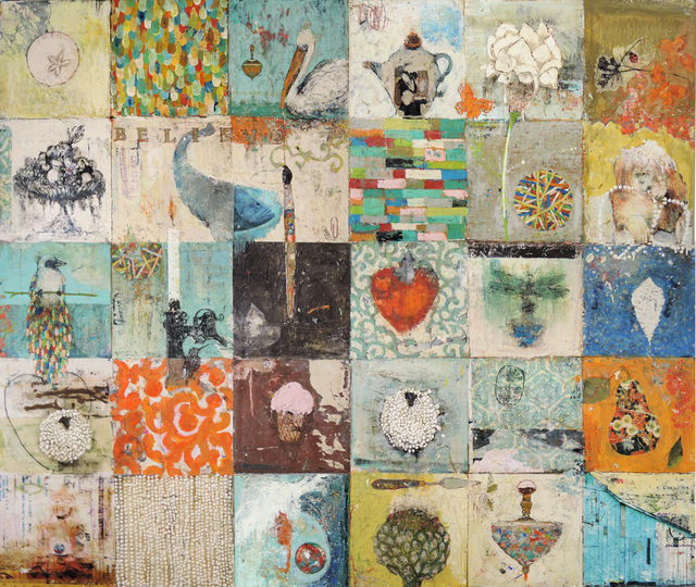 , 'Remember 2 Breathe,' 2015, Sue Greenwood Fine Art