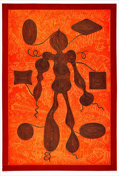 , 'The Yarn,' 2014, Shark's Ink.