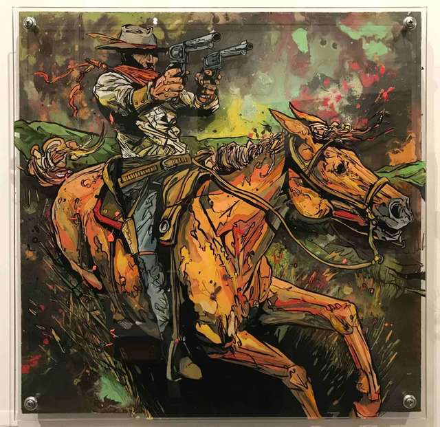 Cody Kuehl, 'Charge', 2018, Gallery 1505