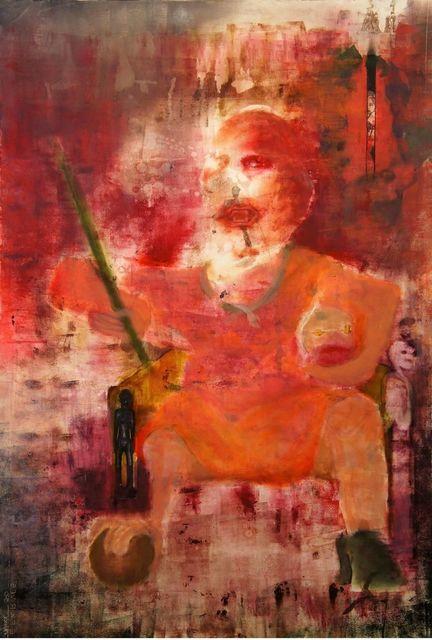 , 'Warrior Woman,' 2014, Long-Sharp Gallery