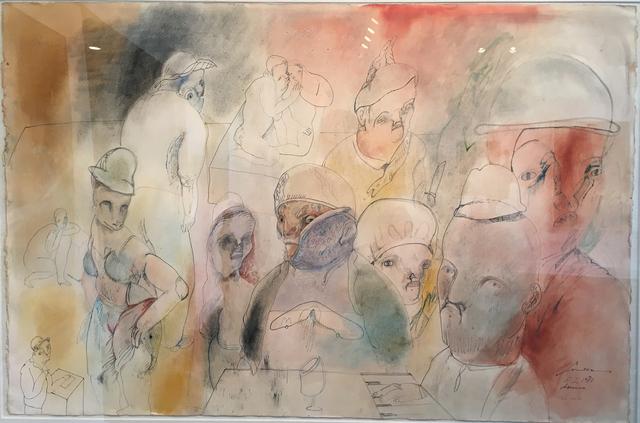 , 'EL SANTON,' 1981, Glade Gallery
