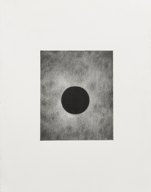 , 'Ce que dit la bouche d'ombre 1,' 2018, Galerie Nicolas Robert