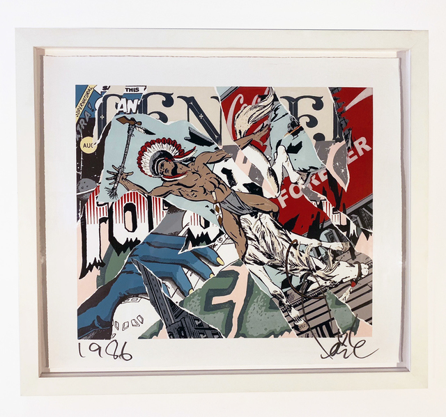 FAILE, 'Tender Forever ', 2008, Jewel Goodby Contemporary