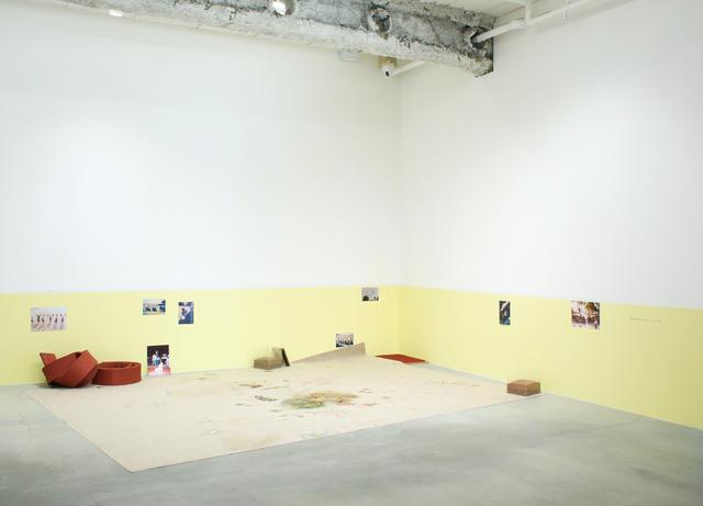 , 'play tag,' 2017, Ota Fine Arts