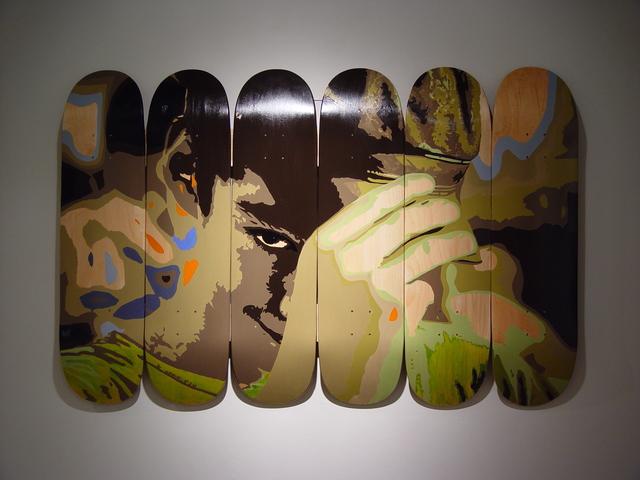 Lore Eckelberry, 'Cowboy Ed', 2015, LA Artcore