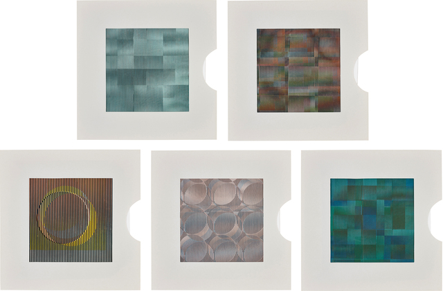 Carlos Cruz-Diez, 'Transchromies', 1965, Phillips