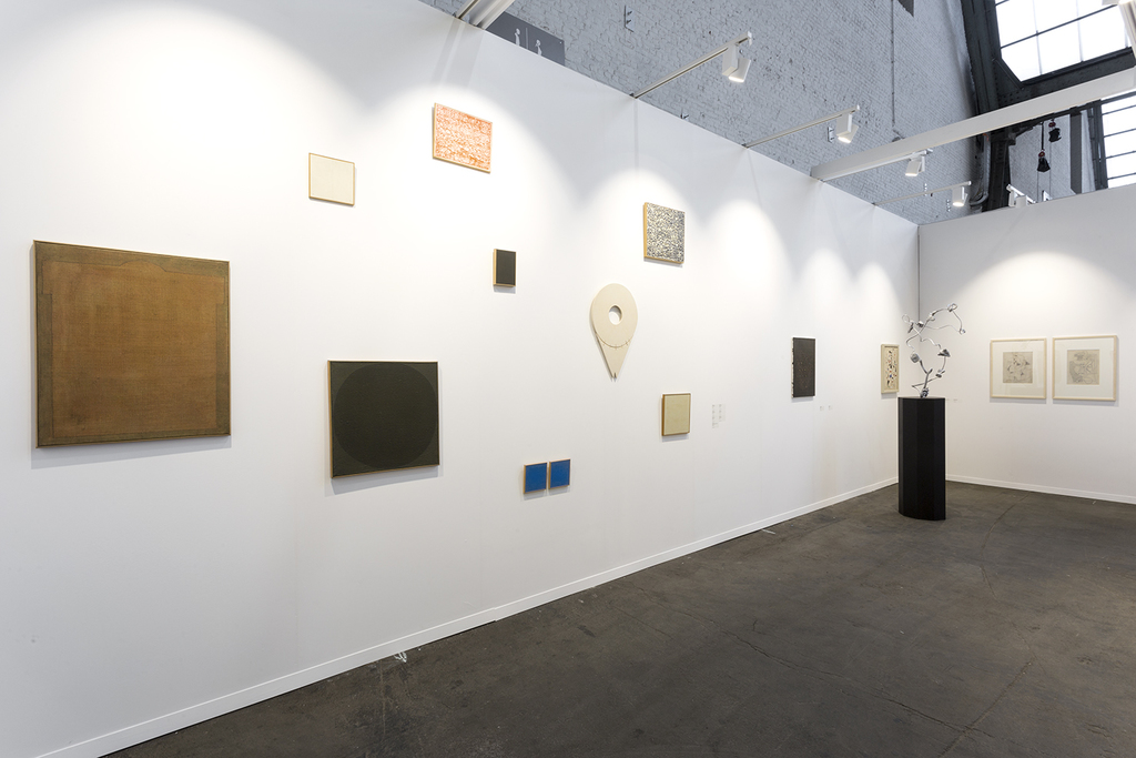 Jahn und Jahn at Art Brussels 2018