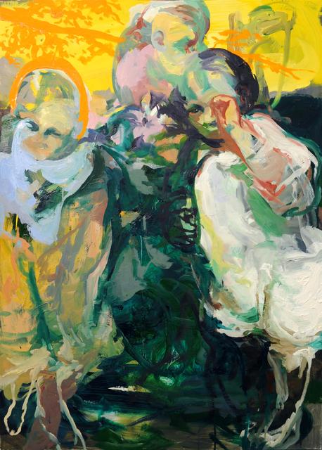 Samuel Evensen, 'Three Children', 2013, Mana Contemporary