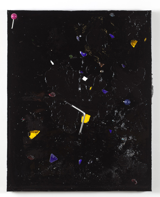 , 'Constellation Painting #8,' 2011, Gagosian