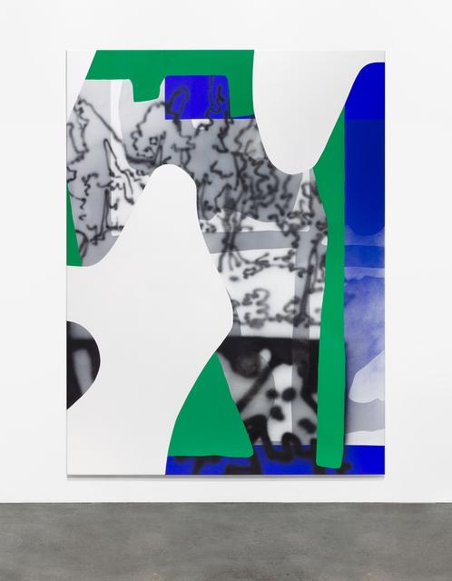 , 'Wald,' 2017, Urban Spree Galerie