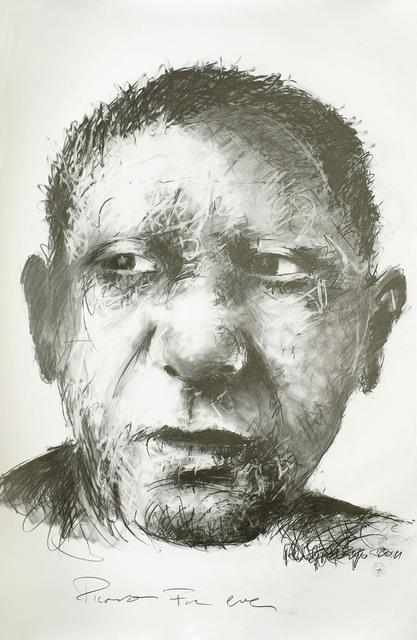 Philippe Pasqua, 'Picasso forever', 2011, Galerie Laurent Strouk