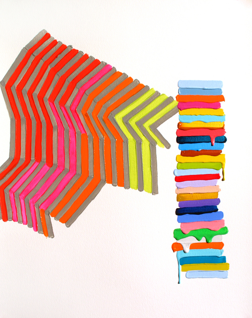 Martina Nehrling, 'Feeling Tone', 2015, Kathryn Markel Fine Arts