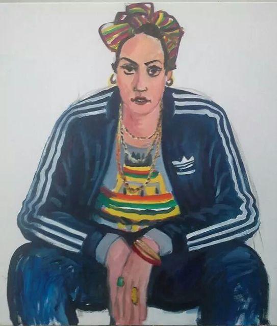 Olga Kundina, 'Daniel', 2014, Painting, Oil on canvas, Rosenfeld Gallery