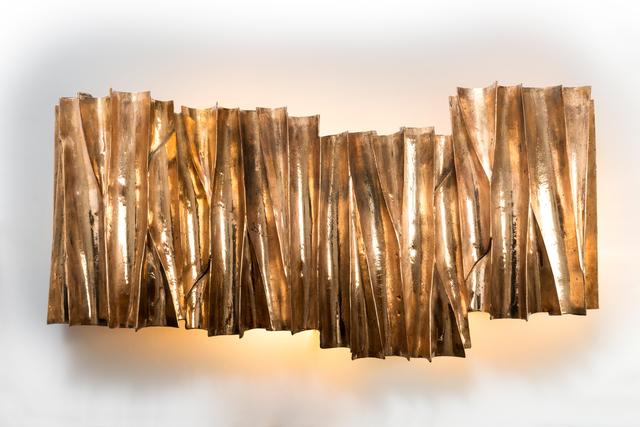 , 'Wave Applique ,' 2014, 18 Davies Street Gallery
