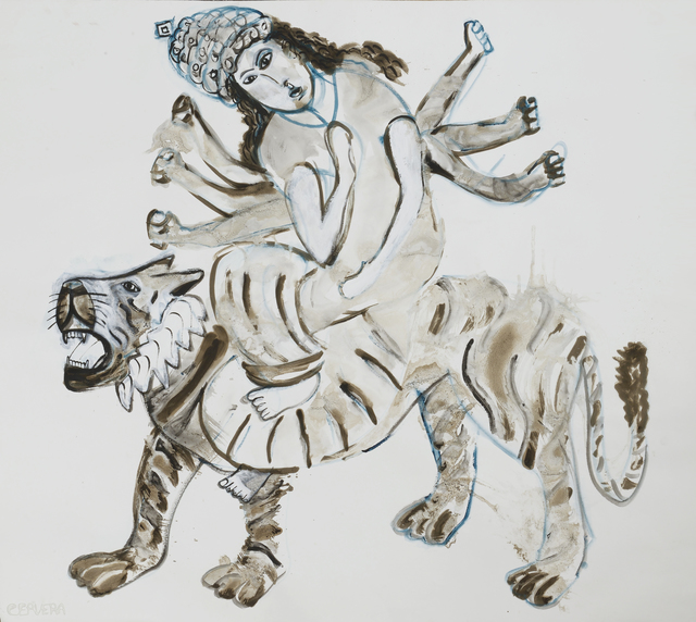 , 'Durga,' , ArtCN