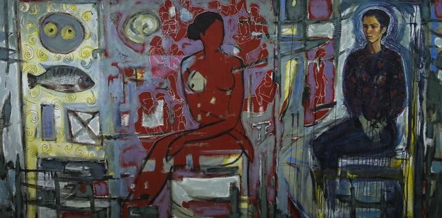 Reda Abdel Rahman, 'BEFORE AND AFTER', Arteology Egypt