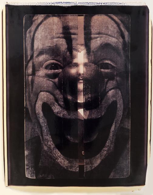 , 'Faceman,' 1992, Laurence Miller Gallery