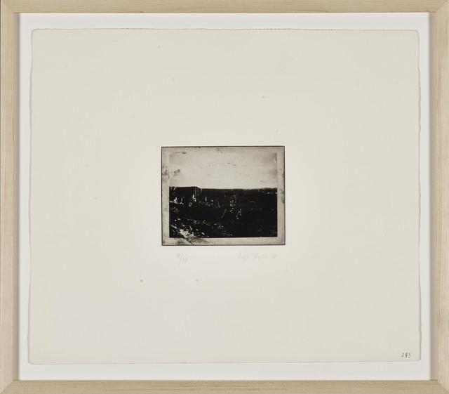 , 'Isländische Landschaft IV (Icelandic Landscape IV),' 1973, BERG Contemporary