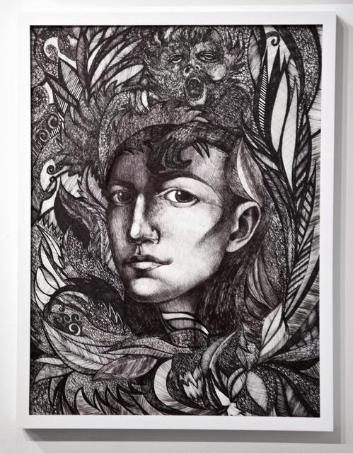 Katya Zvereva, 'Polina', 2018, The Untitled Space