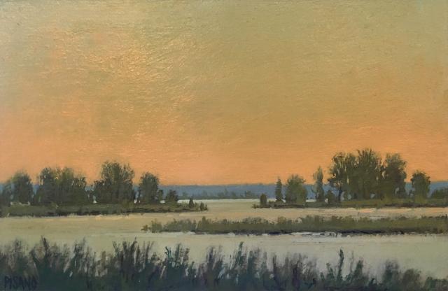 , 'Creamy Marsh,' 2013, BoxHeart
