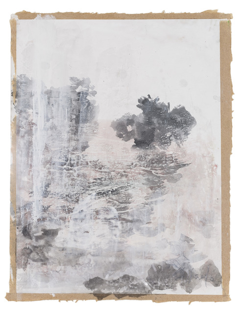 , 'Study #2写生稿 02,' 2018, Chambers Fine Art