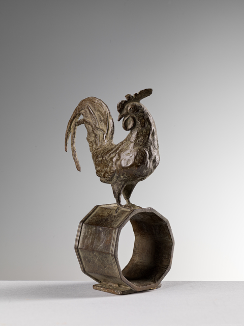 , 'COCKEREL NAPKIN RING 'GALLO',' 2016, Sladmore Contemporary