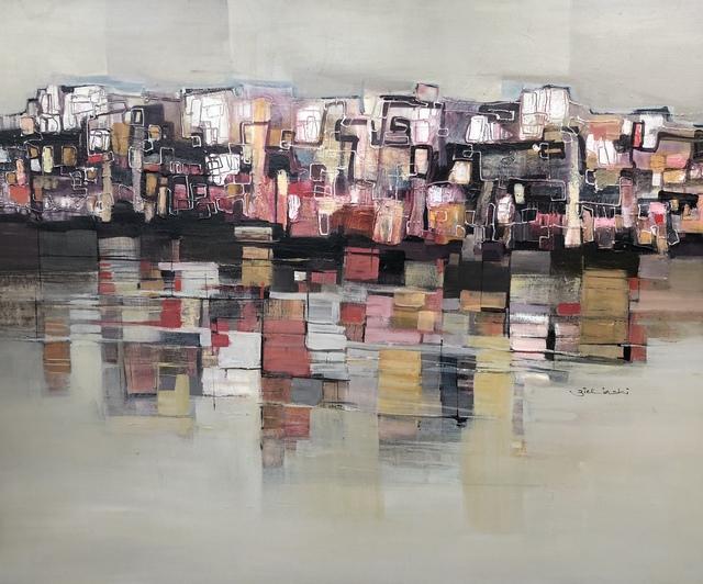 Ann Zielinski, 'Rethymno', 2008, Painting, Acrylic on Canvas, Kurbatoff Gallery