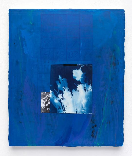 , 'melancholia too,' 2016, Zolla/Lieberman Gallery