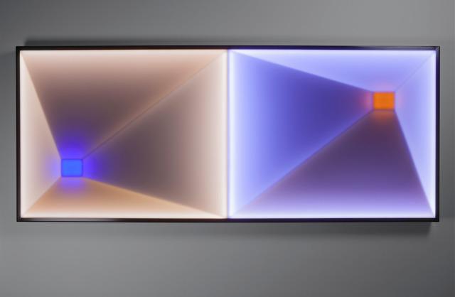 , 'Tunnel Vision III,' 2017, MARS