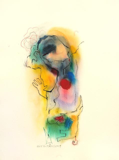 , '17_DIGIDREAM,' 2019, Walter Wickiser Gallery