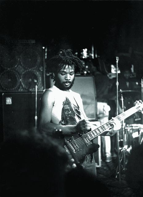 Jeannie Pawlowski, 'Dr. Know, CBGB's', 1980, Subliminal Projects
