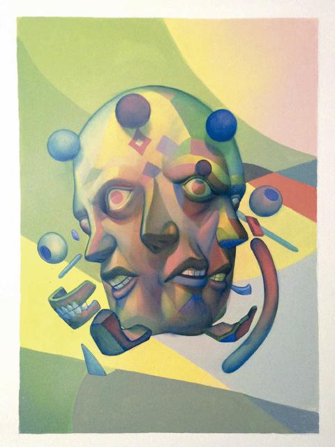 , 'Prosopagnosia 1,' 2015, Celaya Brothers Gallery