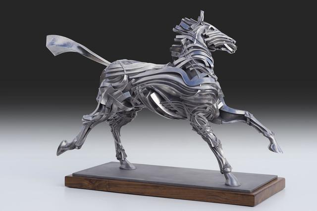 Gil Bruvel, 'George's Horse', Octavia Art Gallery