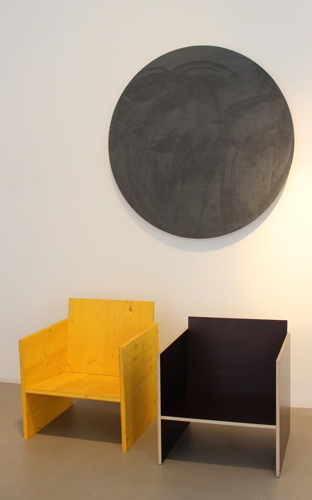 breadedEscalope: X-Chair and Zen Rug