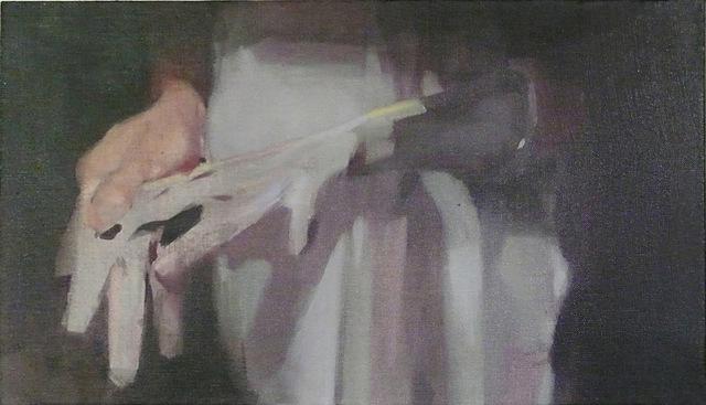 , 'The Painter,' 2015, Josedelafuente