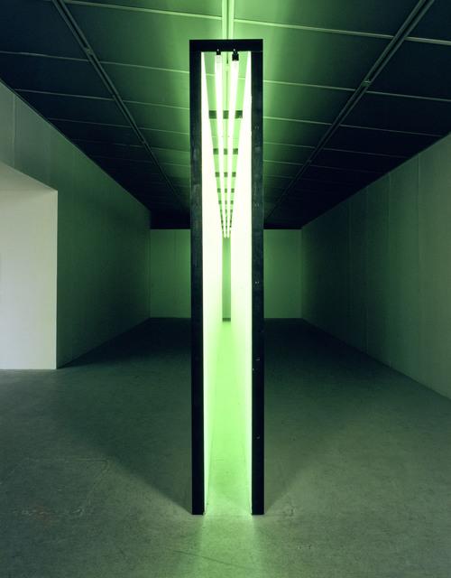 , 'Green Light Corridor,' 1970, Guggenheim Museum Bilbao