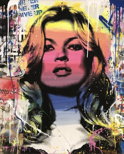 , 'Kate Moss Unique,' 2018, Frank Fluegel Gallery