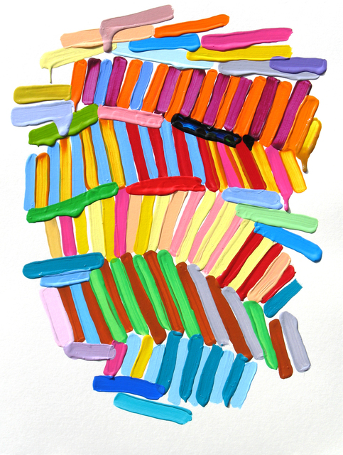 Martina Nehrling, 'Yes, No', 2013, Kathryn Markel Fine Arts