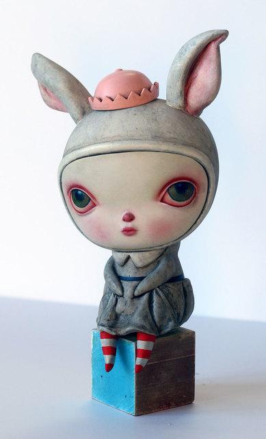 , 'Seated Rabbit Penelope,' 2016, AFA Gallery