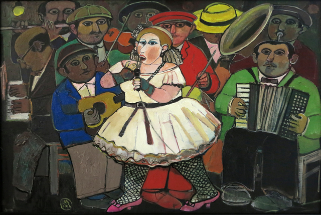 ", '""Orchestra"" /""Orkestra"",' 2014, Galeri 77"