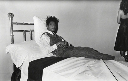 Jean Michel Basquiat, Area NY