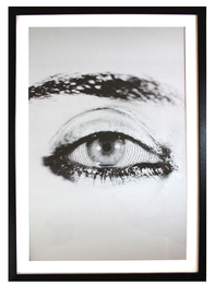 Offered Eyes poster